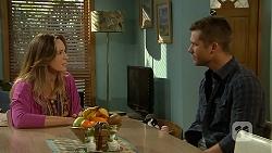 Sonya Mitchell, Mark Brennan in Neighbours Episode 6993