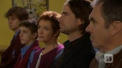 Susan Kennedy, Brad Willis, Karl Kennedy in Neighbours Episode 6993