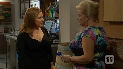 Terese Willis, Sheila Canning in Neighbours Episode 6993