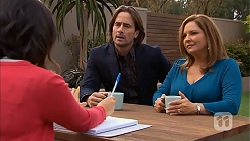 Imogen Willis, Brad Willis, Terese Willis in Neighbours Episode 6994