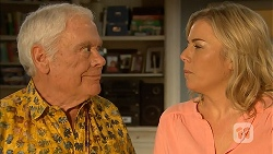 Lou Carpenter, Lauren Turner in Neighbours Episode 6994