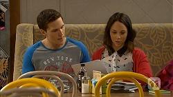 Josh Willis, Imogen Willis in Neighbours Episode 6995