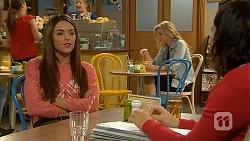 Paige Novak, Imogen Willis in Neighbours Episode 6995