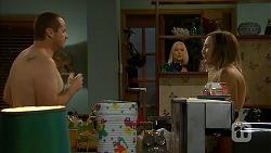 Toadie Rebecchi, Gretchen Kruger, Sonya Mitchell in Neighbours Episode 6995