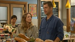 Sonya Rebecchi, Mark Brennan in Neighbours Episode 6996