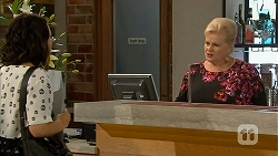 Imogen Willis, Sheila Canning in Neighbours Episode 6996
