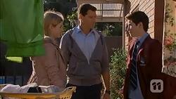 Amber Turner, Matt Turner, Bailey Turner in Neighbours Episode 6997
