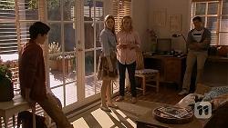 Bailey Turner, Amber Turner, Lauren Turner, Matt Turner in Neighbours Episode 6998