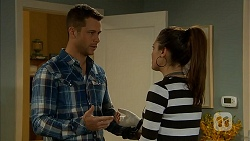 Mark Brennan, Paige Smith in Neighbours Episode 6999