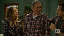 Sonya Mitchell, Karl Kennedy, Toadie Rebecchi in Neighbours Episode 7000