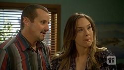 Toadie Rebecchi, Sonya Mitchell in Neighbours Episode 7000