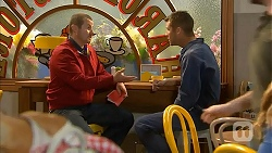 Toadie Rebecchi, Mark Brennan in Neighbours Episode 7001