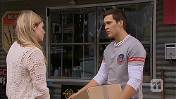 Amber Turner, Josh Willis in Neighbours Episode 7001