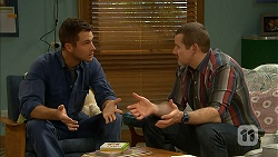Mark Brennan, Toadie Rebecchi in Neighbours Episode 7001