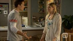 Josh Willis, Amber Turner in Neighbours Episode 7002