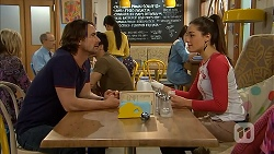 Brad Willis, Paige Smith in Neighbours Episode 7003