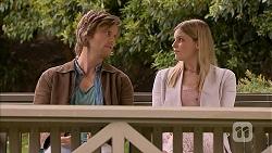 Daniel Robinson, Amber Turner in Neighbours Episode 7004
