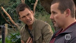 Mark Brennan, Toadie Rebecchi in Neighbours Episode 7005