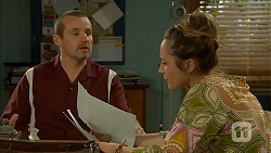 Toadie Rebecchi, Sonya Mitchell in Neighbours Episode 7005