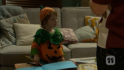 Nell Rebecchi in Neighbours Episode 7005