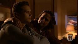 Josh Willis, Brad Willis in Neighbours Episode 7006