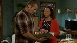 Toadie Rebecchi, Imogen Willis in Neighbours Episode 7007