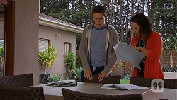 Josh Willis, Imogen Willis in Neighbours Episode 7007