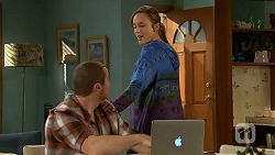 Toadie Rebecchi, Sonya Mitchell in Neighbours Episode 7007