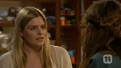 Amber Turner, Rain Taylor in Neighbours Episode 7007