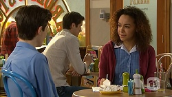 Bailey Turner, Alice Azikiwe in Neighbours Episode 7008