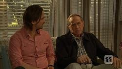 Brad Willis, Doug Willis in Neighbours Episode 7008