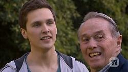 Josh Willis, Doug Willis in Neighbours Episode 7008