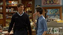 Matt Turner, Bailey Turner in Neighbours Episode 7008