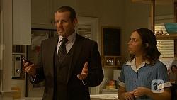Toadie Rebecchi, Imogen Willis in Neighbours Episode 7008