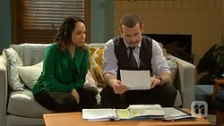 Imogen Willis, Toadie Rebecchi in Neighbours Episode 7009