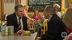Karl Kennedy, Doug Willis in Neighbours Episode 7009