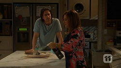 Brad Willis, Terese Willis in Neighbours Episode 7009