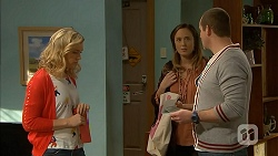 Georgia Brooks, Sonya Mitchell, Toadie Rebecchi in Neighbours Episode 7010