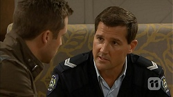 Mark Brennan, Matt Turner in Neighbours Episode 7010