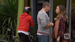 Toadie Rebecchi, Sonya Rebecchi in Neighbours Episode 7010