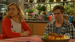 Georgia Brooks, Kyle Canning in Neighbours Episode 7011