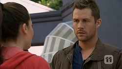 Paige Smith, Mark Brennan in Neighbours Episode 7011