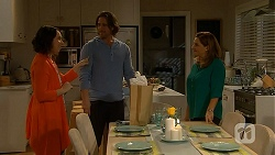 Imogen Willis, Brad Willis, Terese Willis in Neighbours Episode 7012