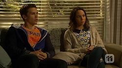 Josh Willis, Imogen Willis in Neighbours Episode 7013