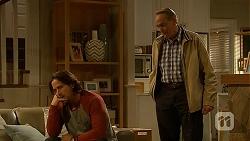Brad Willis, Doug Willis in Neighbours Episode 7013