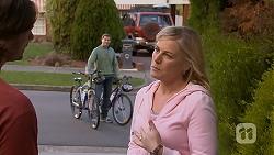 Brad Willis, Matt Turner, Lauren Turner in Neighbours Episode 7013