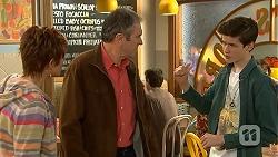 Susan Kennedy, Karl Kennedy, Bailey Turner in Neighbours Episode 7013