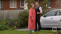 Sonya Mitchell, Toadie Rebecchi in Neighbours Episode 7014