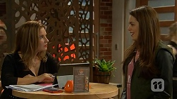 Terese Willis, Paige Smith in Neighbours Episode 7014