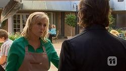 Lauren Turner, Brad Willis in Neighbours Episode 7014